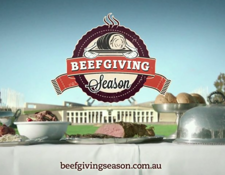Beef Giving Season